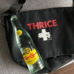 Other - Thrice Messenger Bag/The Artist in the Ambulance